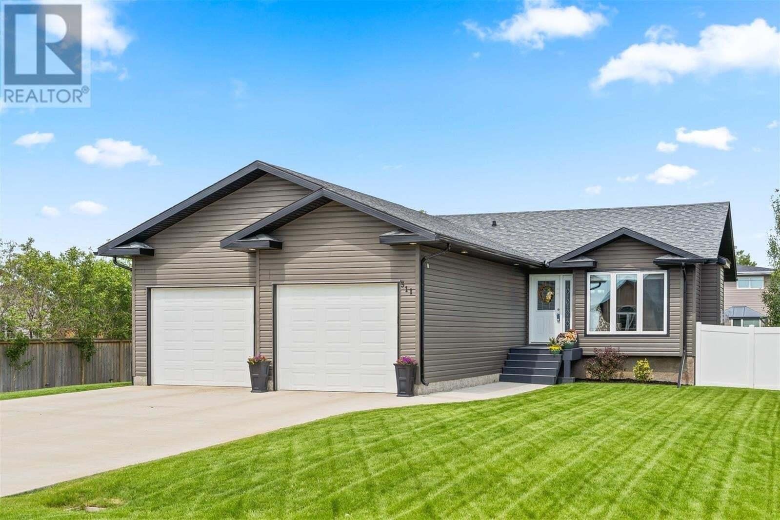 House for sale at 311 King St Milestone Saskatchewan - MLS: SK817507