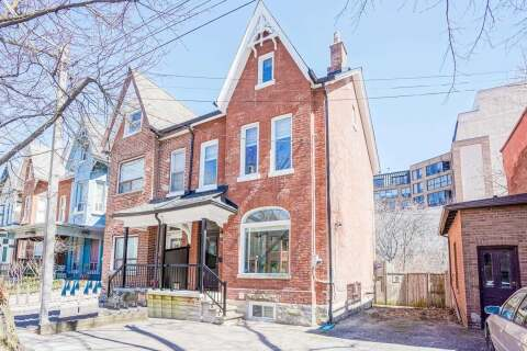 Townhouse for sale at 311 Markham St Toronto Ontario - MLS: C4774297