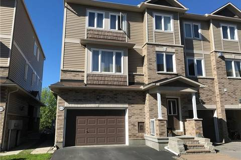 Townhouse for rent at 311 Mosaic Pt Ottawa Ontario - MLS: 1155835