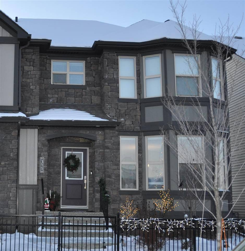 Townhouse for sale at 311 Pioneer Rd Spruce Grove Alberta - MLS: E4182784