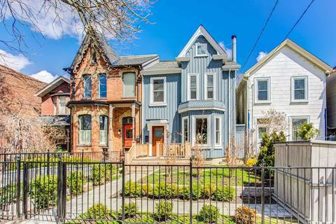 House for sale at 311 Sumach St Toronto Ontario - MLS: C4752278