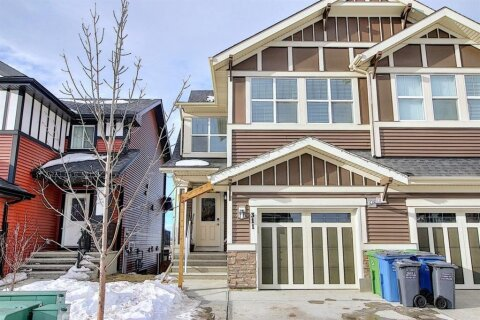 Townhouse for sale at 311 Sunrise Vw Cochrane Alberta - MLS: A1059586