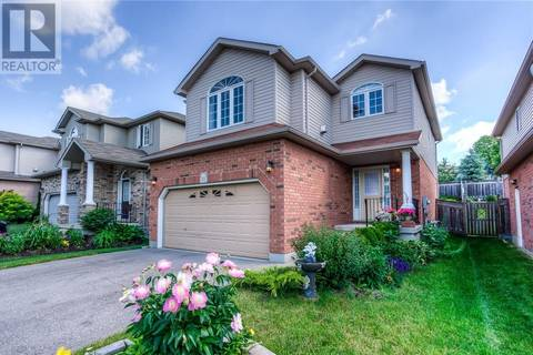 House for sale at 311 Tealby Cres Waterloo Ontario - MLS: 30746794