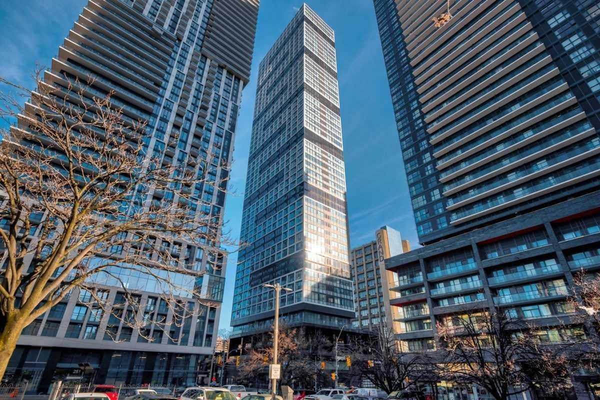 Buliding: 181 Dundas Street E, Toronto, ON