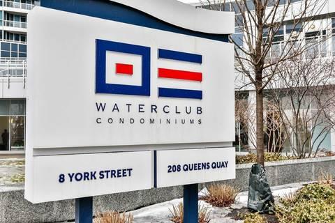 Condo for sale at 208 Queens Quay Dr Unit 3112 Toronto Ontario - MLS: C4495943