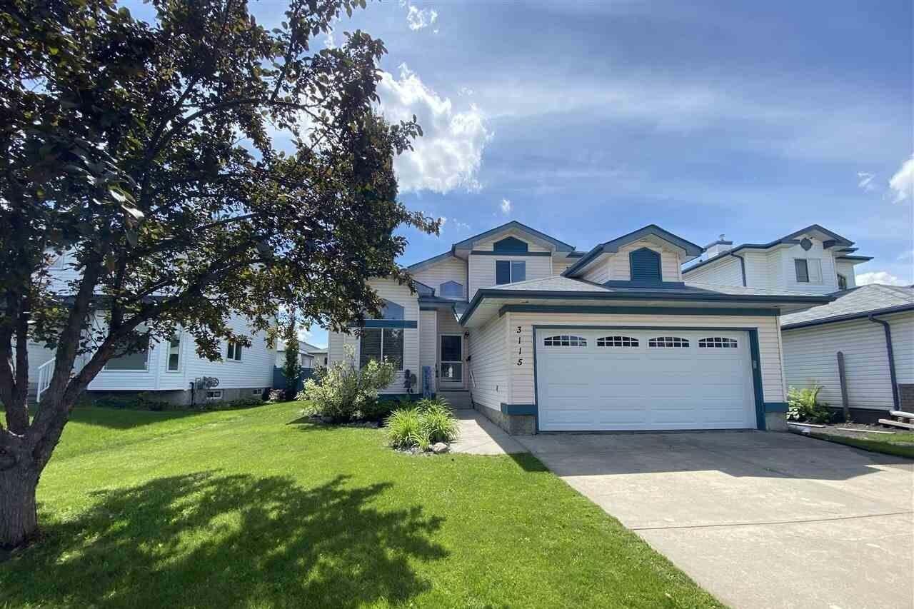 House for sale at 3115 36a Av NW Edmonton Alberta - MLS: E4205718