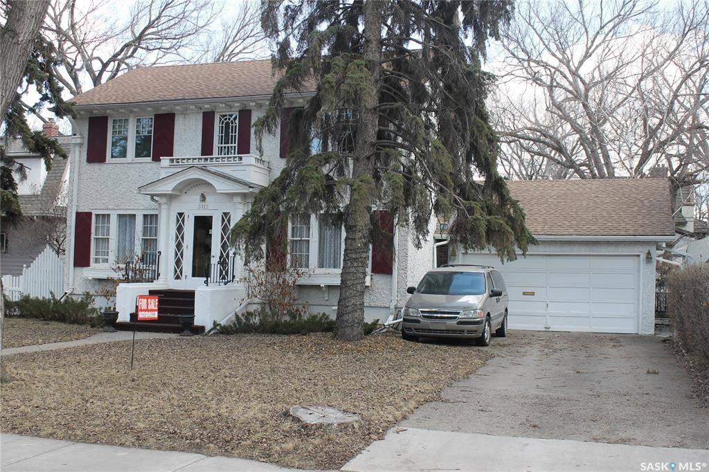 House for sale at 3115 Angus St Regina Saskatchewan - MLS: SK797570