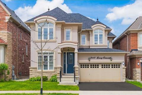 House for sale at 3115 Larry Cres Oakville Ontario - MLS: W4489322