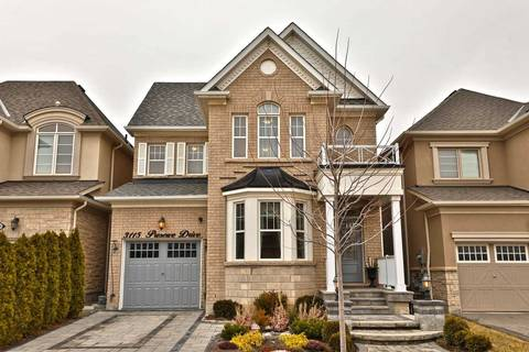 House for sale at 3115 Preserve Dr Oakville Ontario - MLS: W4390922