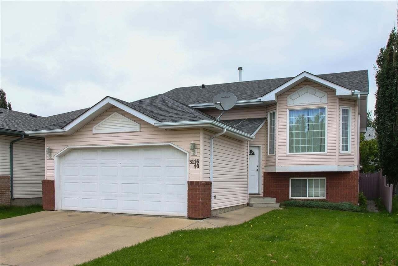 House for sale at 3116 40 Av NW Edmonton Alberta - MLS: E4207221