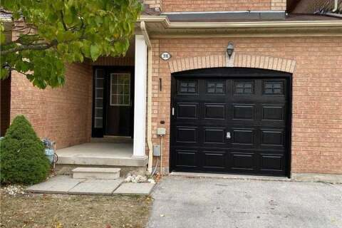 Townhouse for rent at 3116 Turbine Cres Mississauga Ontario - MLS: W4930277