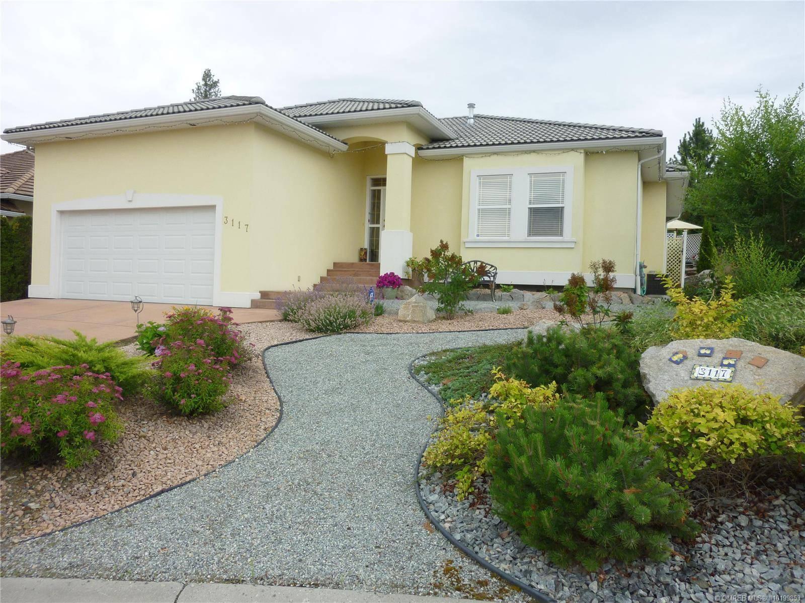 House for sale at 3117 Capistrano Ct Kelowna British Columbia - MLS: 10199853