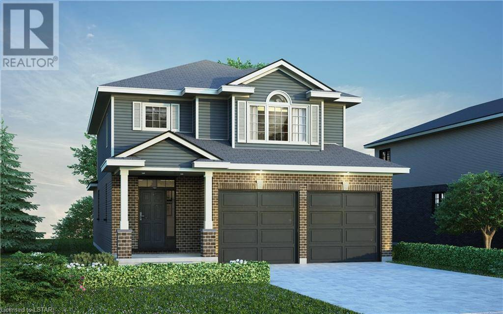 House for sale at 3117 Tokala Tr London Ontario - MLS: 222373