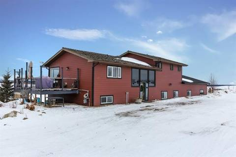 House for sale at RR 42 Rr  Unit 31170 Rural Mountain View County Alberta - MLS: C4288601