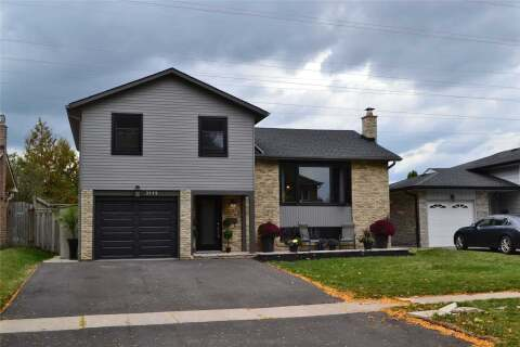 House for sale at 3119 Bentworth Dr Burlington Ontario - MLS: W4934737