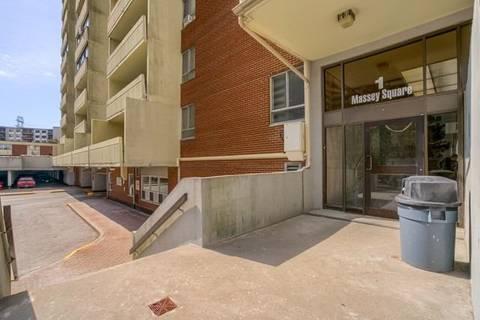 Condo for sale at 1 Massey Sq Unit 312 Toronto Ontario - MLS: E4718382
