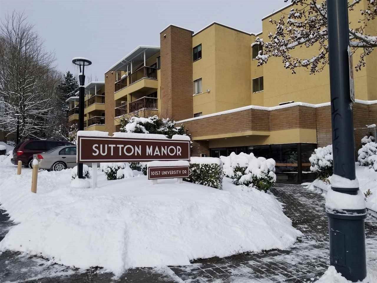 Buliding: 10157 University Drive, Surrey, BC