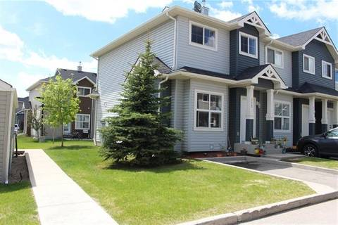Townhouse for sale at 111 Tarawood Ln Northeast Unit 312 Calgary Alberta - MLS: C4242418