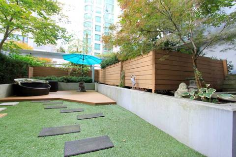 Condo for sale at 1205 Howe St Unit 312 Vancouver British Columbia - MLS: R2412004