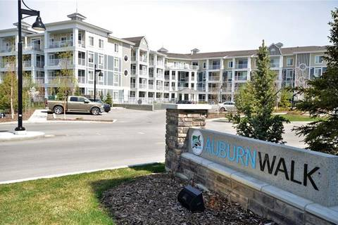 Condo for sale at 130 Auburn Meadows Vw Southeast Unit 312 Calgary Alberta - MLS: C4244349