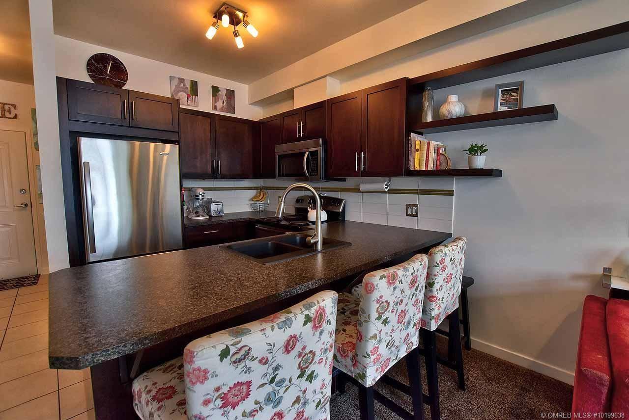 Condo for sale at 1350 Ridgeway Dr Unit 312 Kelowna British Columbia - MLS: 10199638