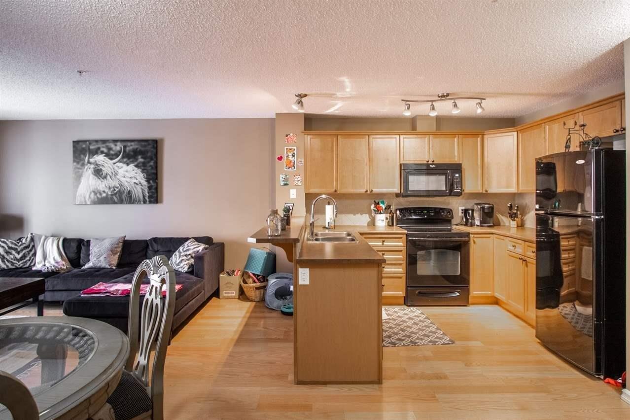 Condo for sale at 13710 150 Av NW Unit 312 Edmonton Alberta - MLS: E4220539