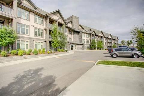 Condo for sale at 15 Aspenmont Ht Southwest Unit 312 Calgary Alberta - MLS: C4259171
