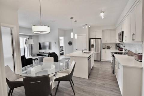 Condo for sale at 150 Auburn Meadows Manr Southeast Unit 312 Calgary Alberta - MLS: C4241401