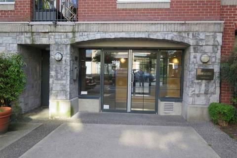 Condo for sale at 1989 Dunbar St Unit 312 Vancouver British Columbia - MLS: R2387109