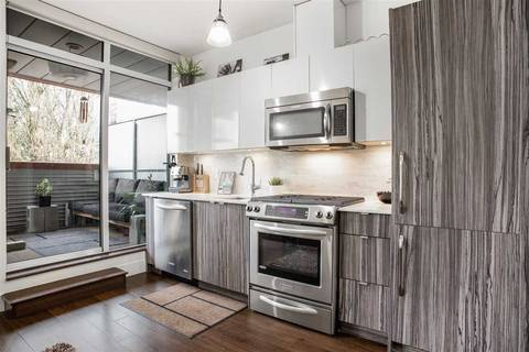 Condo for sale at 2250 Commercial Dr Unit 312 Vancouver British Columbia - MLS: R2437134