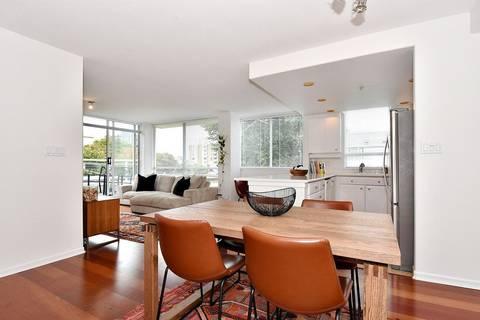 Condo for sale at 2255 4th Ave W Unit 312 Vancouver British Columbia - MLS: R2405890