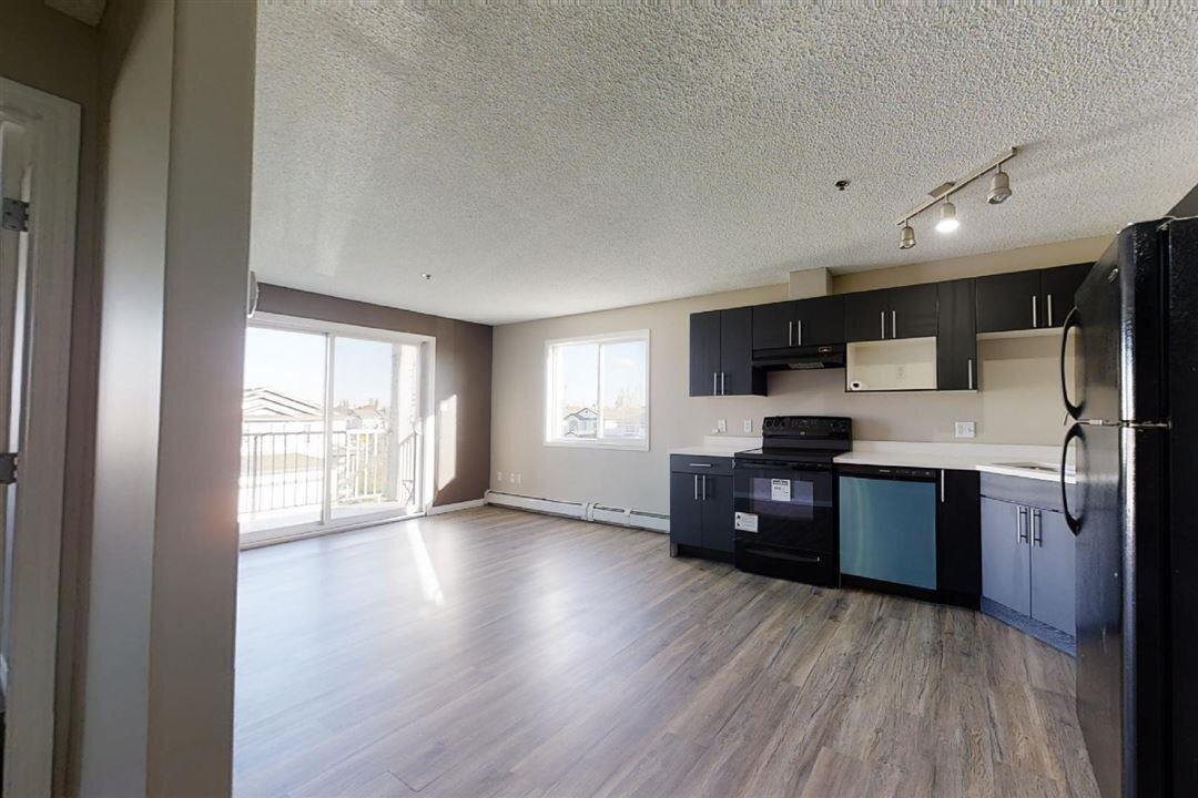Condo for sale at 2305 35a Av NW Unit 312 Edmonton Alberta - MLS: E4219833