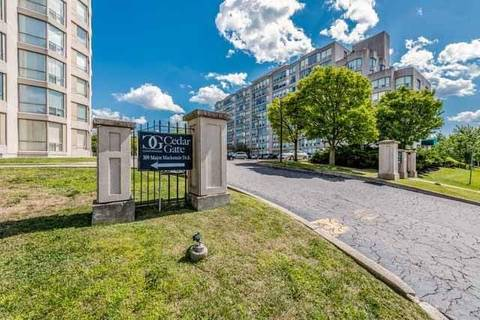Condo for sale at 309 Major Mackenzie Dr Unit 312 Richmond Hill Ontario - MLS: N4561608