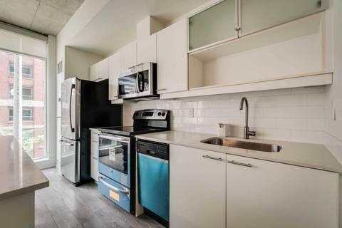 Apartment for rent at 333 Adelaide St Unit 312 Toronto Ontario - MLS: C4693350