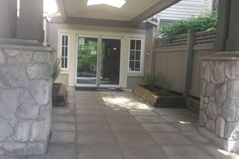 Condo for sale at 3388 Morrey Ct Unit 312 Burnaby British Columbia - MLS: R2448750