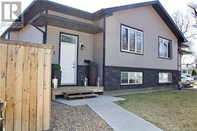 Townhouse for sale at 312 4 Ave NW Medicine Hat Alberta - MLS: mh0193483