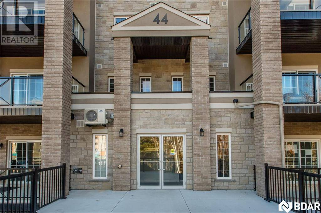 Apartment for rent at 44 Ferndale Dr South Unit 312 Barrie Ontario - MLS: 30782296