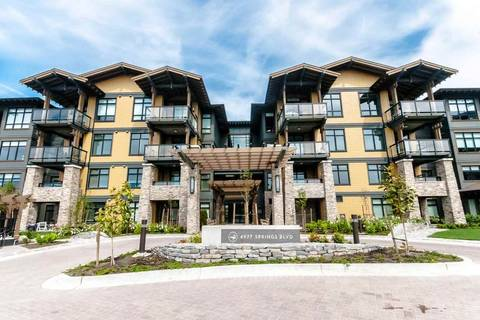 Condo for sale at 4977 Springs Blvd Unit 312 Tsawwassen British Columbia - MLS: R2380978
