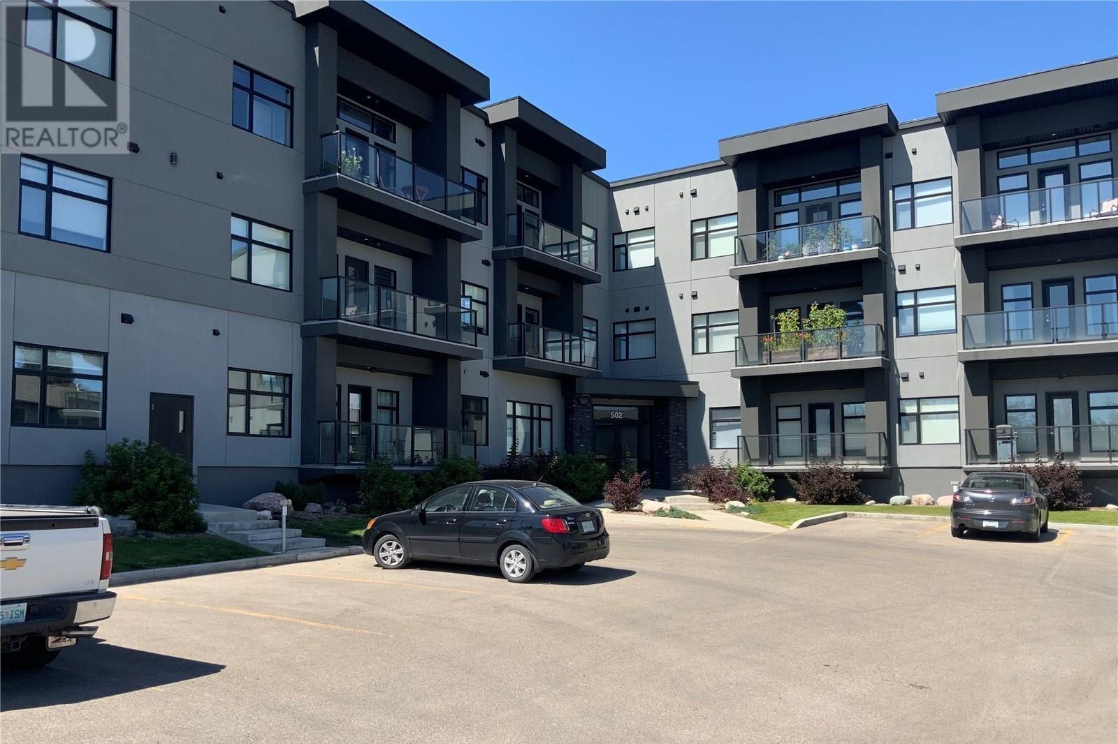 Condo for sale at 502 Perehudoff Cres Unit 312 Saskatoon Saskatchewan - MLS: SK819793