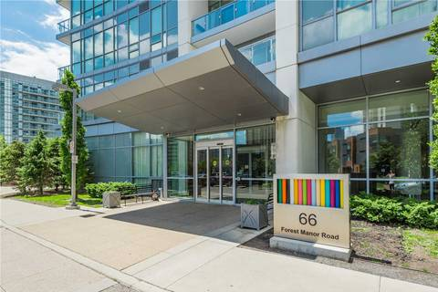 Condo for sale at 66 Forest Manor Rd Unit 312 Toronto Ontario - MLS: C4498567