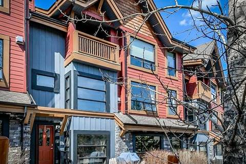 Townhouse for sale at 80 Dyrgas Gt Unit 312 Canmore Alberta - MLS: C4294407