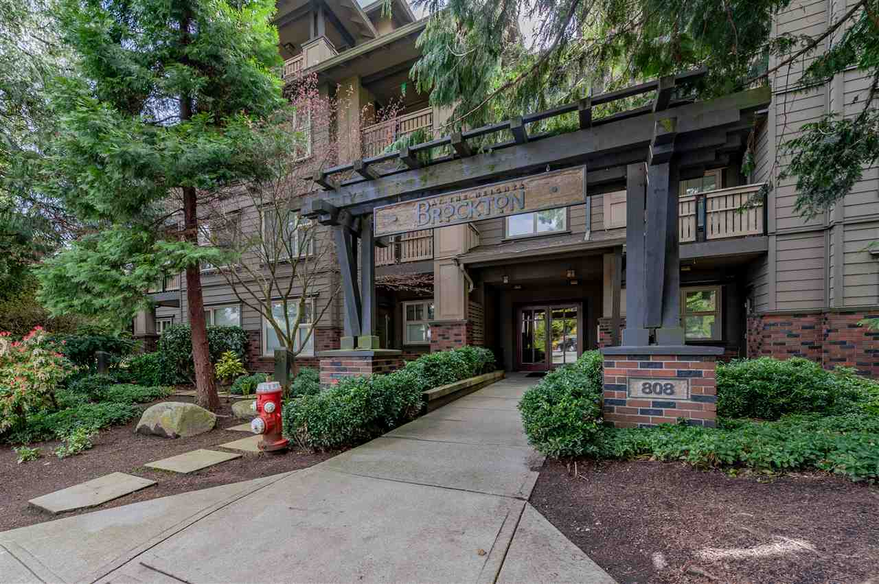 Sold: 312 - 808 Sangster Place, New Westminster, BC