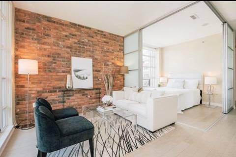 Apartment for rent at 88 Colgate Ave Unit 312 Toronto Ontario - MLS: E4548792