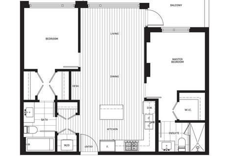 Condo for sale at 8850 University Cres Unit 312 Burnaby British Columbia - MLS: R2373038
