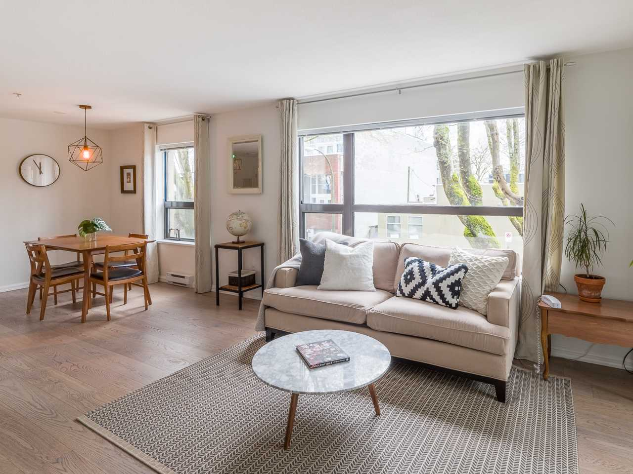 Sold: 312 - 997 West 22nd Avenue, Vancouver, BC