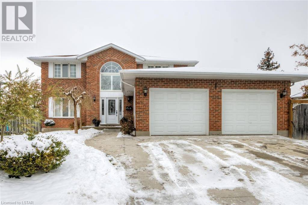 House for sale at 312 Andover Dr London Ontario - MLS: 233771