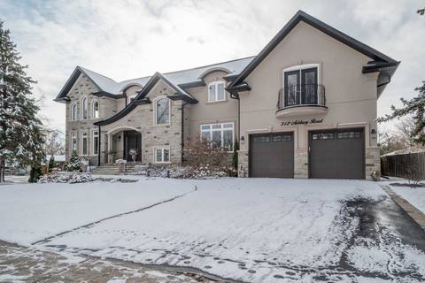 House for sale at 312 Ashbury Rd Oakville Ontario - MLS: W4648075