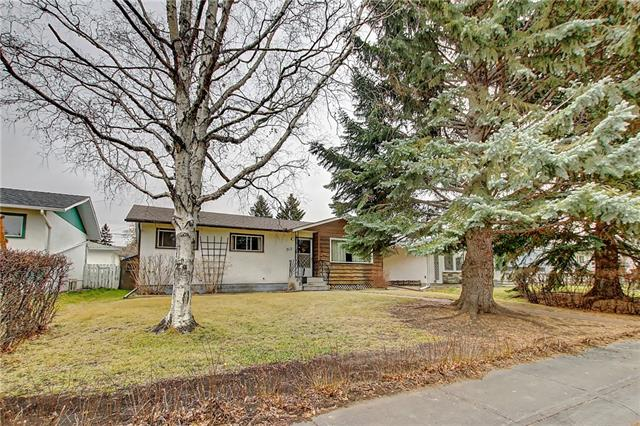 Sold: 312 Avonburn Road Southeast, Calgary, AB