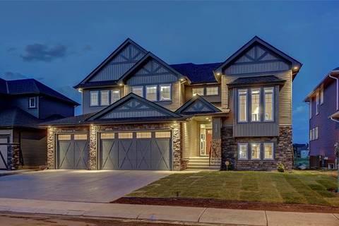 House for sale at 312 Boulder Creek Cres South Langdon Alberta - MLS: C4220509