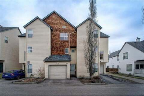 Townhouse for sale at 312 Bridlewood Ln Southwest Calgary Alberta - MLS: C4290876